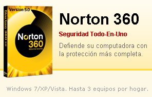 Antivirus Norton 360 o Panda Internet Security