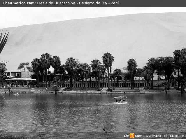 Laguna y Oasis de Huacachina 5