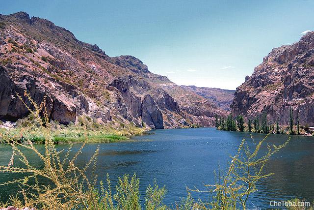 Paisajes del Río Atuel