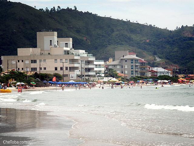 Playa de Palmas, Celso Ramos