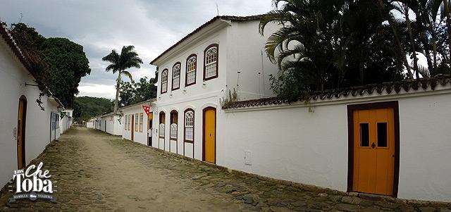 Paraty Colonial - Brasil