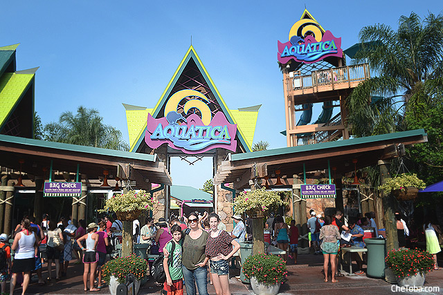 Vale la pena ir al parque Aquatica en Orlando? 22