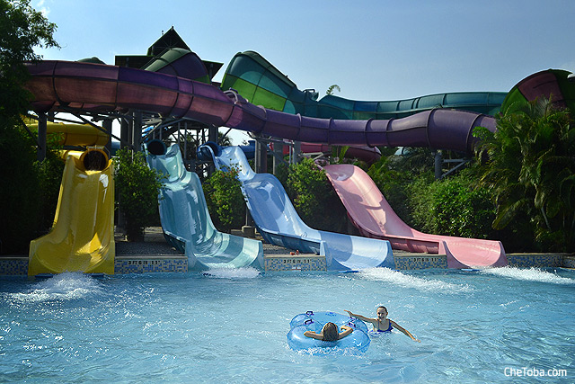Juegos de agua en Orlando