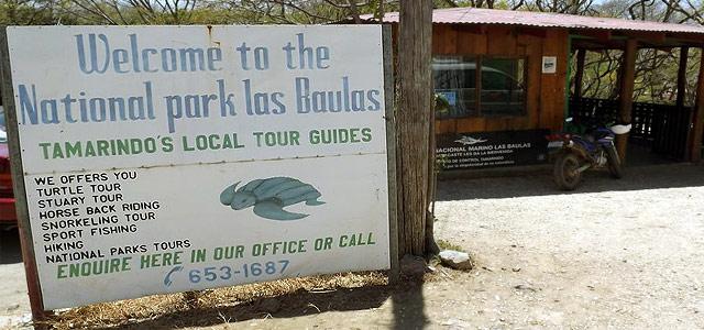 El desove de las Tortugas Baulas en Tamarindo - Costa Rica 2