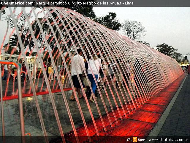 Foto Parque Temático de las Aguas en Lima