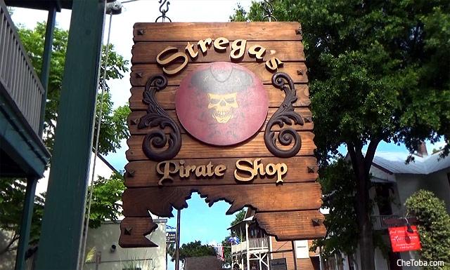 Pirate Shop San Agustín