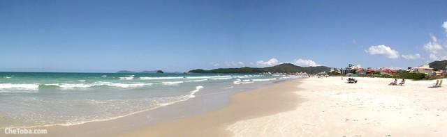 Playa Grande Celso Ramos