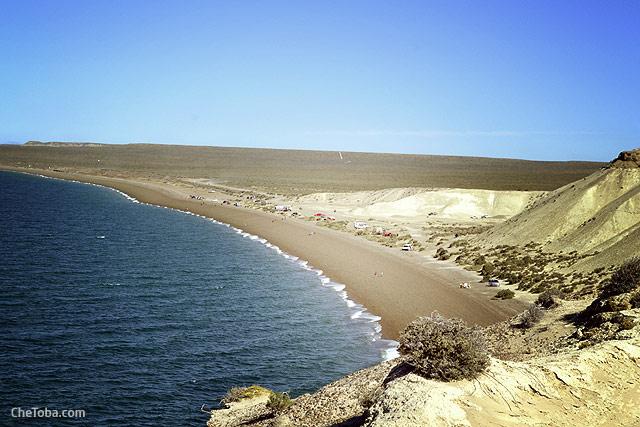 Playa Cerro Avanzado