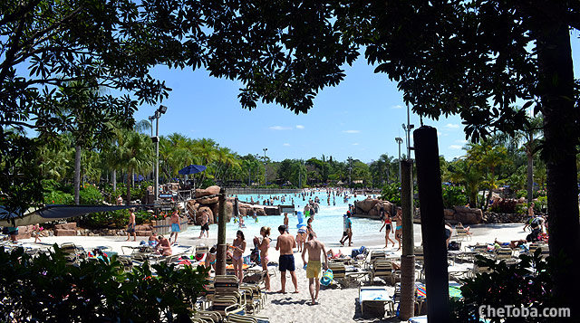 Playa Typhoon Lagoon