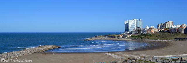 Foto Playa Varese Mar del Plata