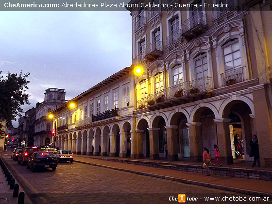 Cuenca, la ciudad mágica de Ecuador