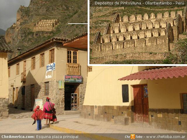 El pueblo, las ruinas de Ollantaytambo y Cómo llegar en auto
