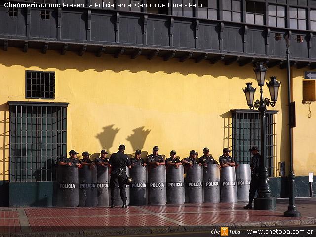 Policía de Lima