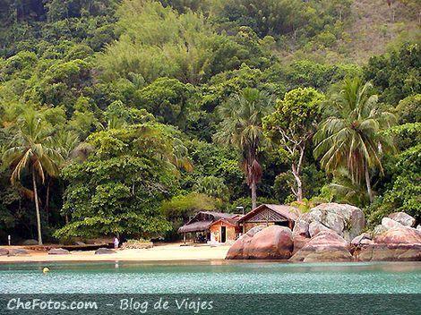 Playas Paraíso Ilha Grande