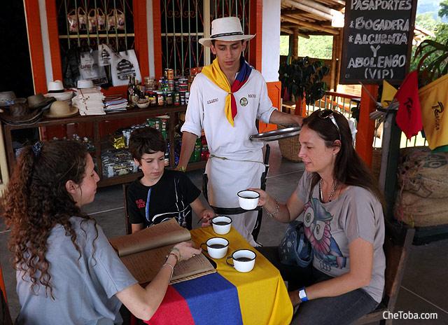 Verdadero Café de Colombia