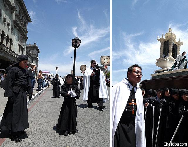 Parroquias Semana Santa Procesion