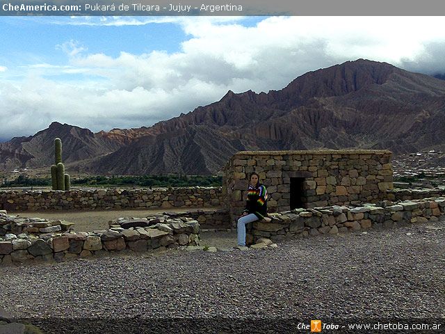 Tilcara - Jujuy - Visita a los Pukará