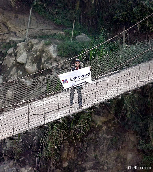 Puentes Pastaza