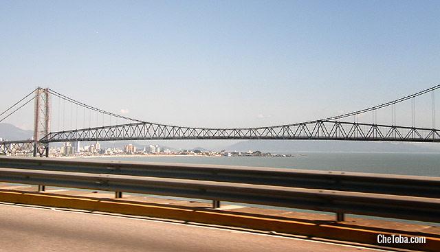 Puente de Floripa