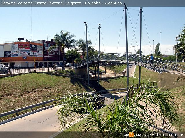 Puente Colgante Villa María