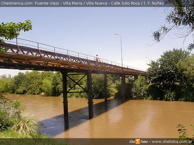 Puente Viejo Villa María