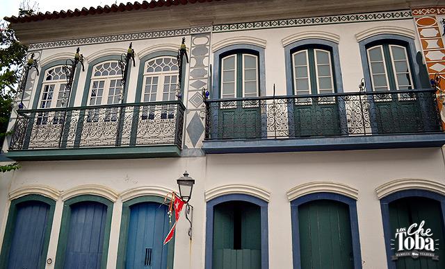 Puertas y Balcones en Paraty - RJ