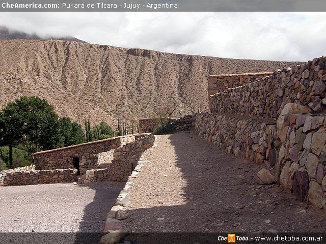 Terrazas - Pucará de Tilcara - Jujuy