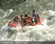 Rafting Rio Atuel Mendoza