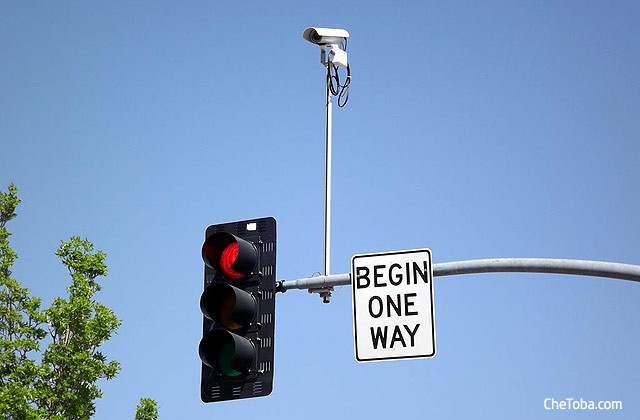 Begin One Way Signal