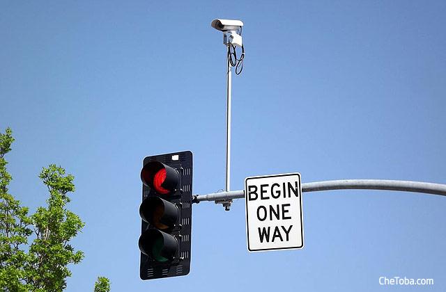 Begin One Way Signal