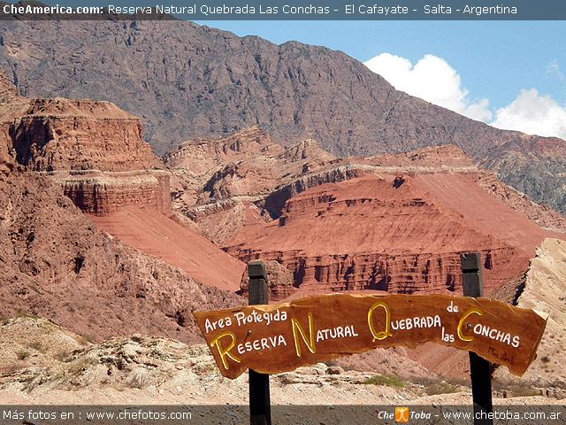 Reserva Natural Quebrada Las Conchas