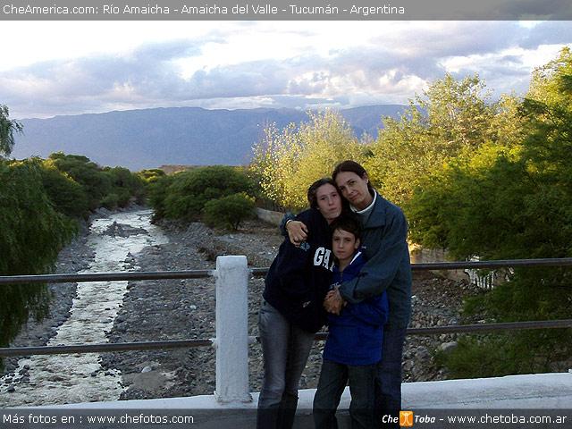 Desde Famaillá con rumbo a Amaicha del Valle