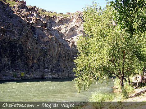 Fotos del Río Atuel, Mendoza, San Rafael 3