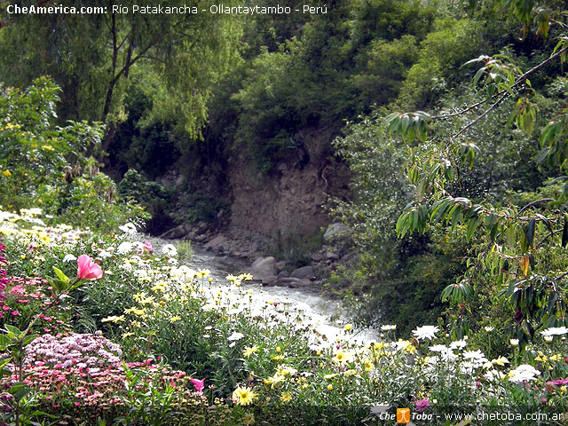 Río Patakancha - Ollantaytambo