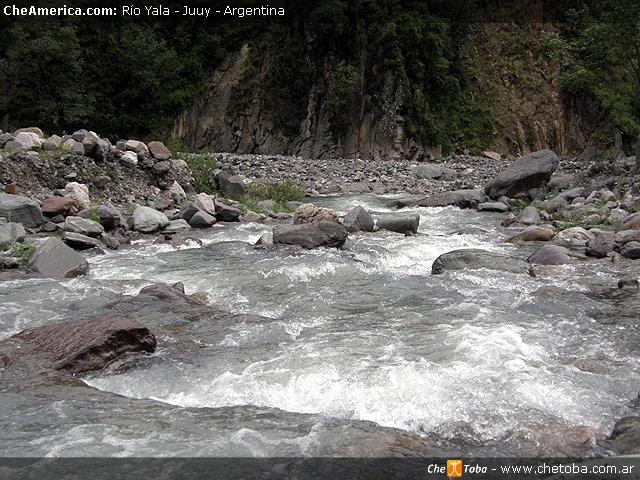 Rio Yala - Jujuy - Argentina