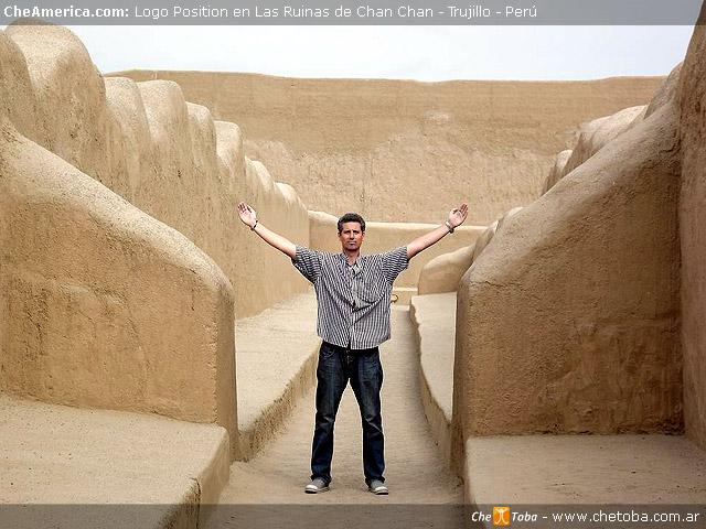 Los Che Toba en Chan Chan Perú