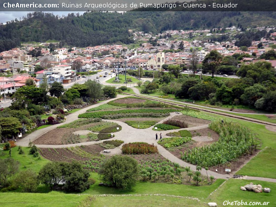 Ruinas de Tomebamba Cuenca