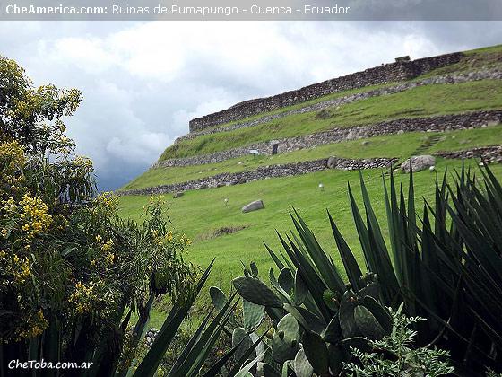 Parque Arqueologico Tomebamba Pumapungo