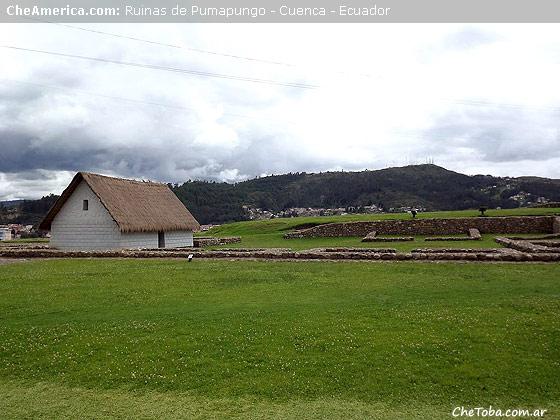 Ruinas Pumapungo Cuenca Ecuador