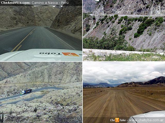 Ruta desde Cusco a Nazca - Perú