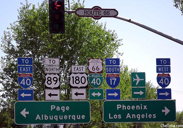 Por las rutas de EEUU