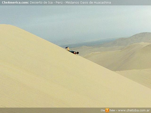 Laguna y Oasis de Huacachina 4