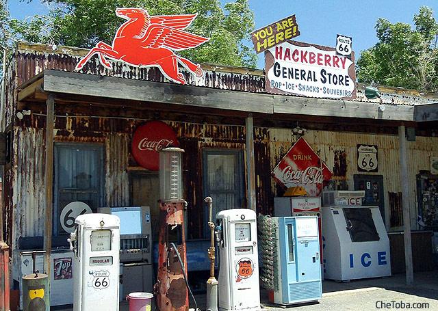 Souvenir Shop Route 66