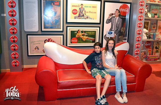 Espacios Lounge Coca Cola
