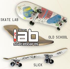 Tablas de Skate - Fábrica 1