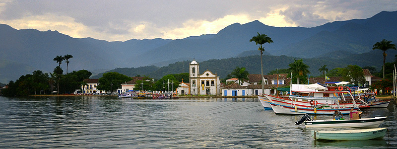 Paraty, un imperdible del Estado de Río de Janeiro 3