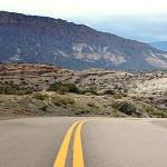 Una nueva ruta escénica en Argentina, la R 150, San Juan