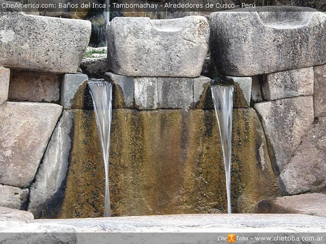 Tambomachay Ruinas Incas Acueductos