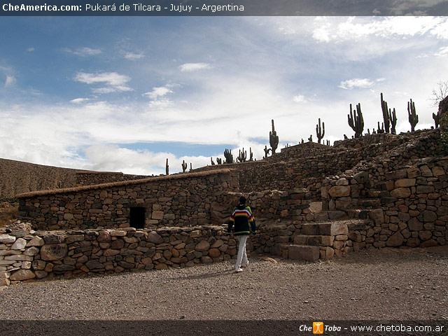 Visitar Pucará Tilcara - Jujuy - Argentina