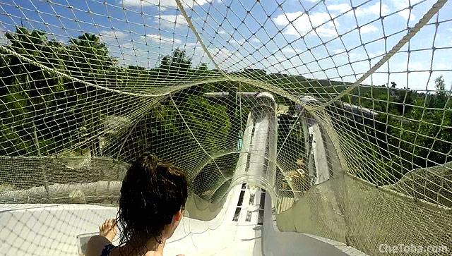 Toboganes parques de agua disney